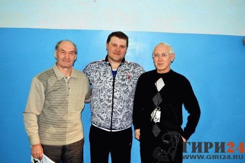 Яковенко В. Зыбайло А. и Галиулин А.