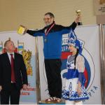 первенство России по гиревому спорту среди ветеранов г.Ирбит