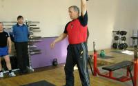 первенство среди ветеранов гиревого спорта