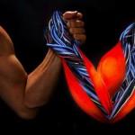 гиревой спорт какие мышцы работают